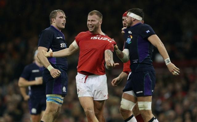 Wales v Scotland was postponed on March 13