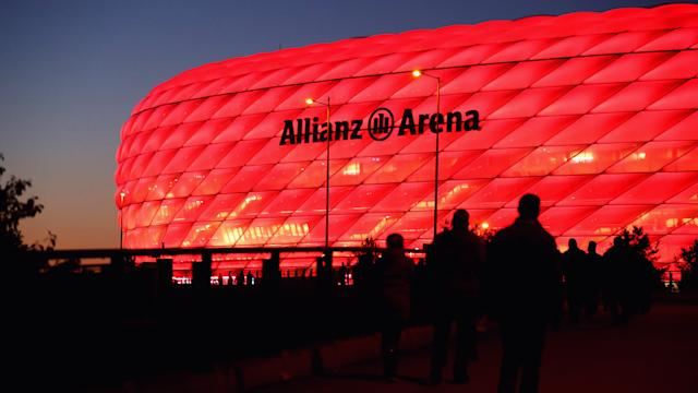 Allianz Arena Bayern Munich Germany general view