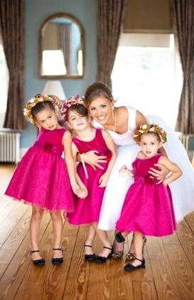 "<div class=""caption-credit""> Photo by: Natalie Franke Photography</div><div class=""caption-title""></div>Fuchsia is the perfect blend of purple and pink -- almost guaranteed to make your flower girls twirl. <br> <a rel=""nofollow"" href=""http://lover.ly/explore/dresses?q=flower+girl&utm_source=shine09-22-2013fuchsia&utm_medium=guest&utm_campaign=shine09-22-2013fuchsia"" target="""">See more flower girl looks</a> <br> Photo by: <a rel=""nofollow"" href=""http://r.lover.ly/redir.php/6L1m9TqK0lY_aHR0cDovL3d3dy5uYXRhbGllZnJhbmtlcGhvdG9ncmFwaHkuY29tLw=="" target=""_blank"">Natalie Franke Photography</a> on <a rel=""nofollow"" target=""_blank"" href=""http://r.lover.ly/redir.php/sPe558WkZ0E_aHR0cDovL2JyaWRhbG11c2luZ3MuY29tLzIwMTEvMTIvY2hpYy11bmlxdWUtdmludGFnZS1kaXktd2VkZGluZy1wdW1wa2luLXBhdGNoLW5hdGFsaWUtZnJhbmtlLXBob3RvZ3JhcGh5Lw=="">Bridal Musings</a> via <a rel=""nofollow"" href=""http://lover.ly/image/96673"" target=""_blank"">Lover.ly</a>"