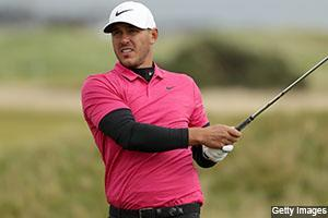 Top-ranked Brooks Koepka fired a bogey-free 67 on Moving Day at THE CJ CUP, turning a 1-shot deficit into a 4-shot lead