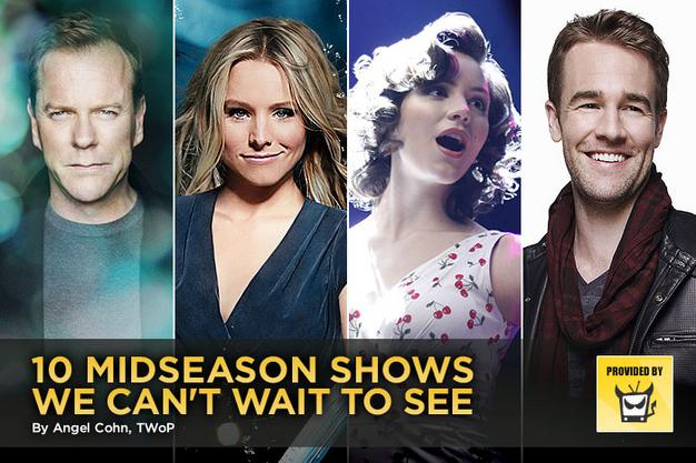 10 Midseason Shows We Can't Wait to See