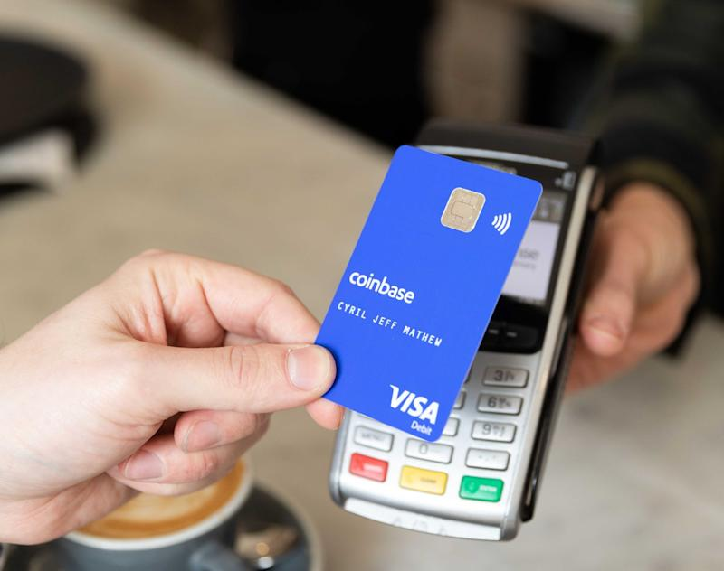 Coinbase Card Users Can Now Make Crypto-Backed Payments With Google Pay