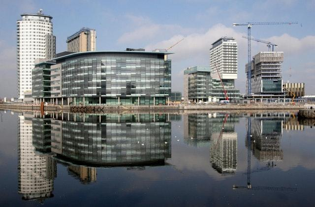 New BBC site in Manchester