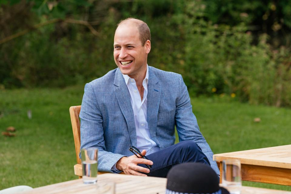 Prince William has been among those speaking out about the need to address mental health in the pandemic (Kensington Palace via Getty Imag)