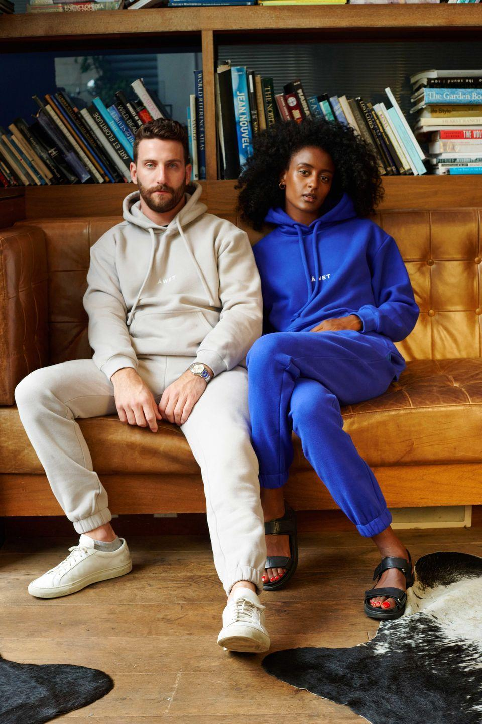 """<p><strong>Who:</strong> Áwet New York</p><p><strong>What:</strong> First """"livewear"""" collection</p><p><strong>Where: </strong>Available on <a href=""""https://go.redirectingat.com?id=74968X1596630&url=https%3A%2F%2Fwww.saksfifthavenue.com%2F&sref=https%3A%2F%2Fwww.elle.com%2Ffashion%2Fshopping%2Fg37500051%2Fthe-launch-septembers-hottest-fashion-launches%2F"""" rel=""""nofollow noopener"""" target=""""_blank"""" data-ylk=""""slk:saksfifthavenue.com"""" class=""""link rapid-noclick-resp"""">saksfifthavenue.com</a> and <a href=""""https://awetnyc.com/"""" rel=""""nofollow noopener"""" target=""""_blank"""" data-ylk=""""slk:awetnyc.com"""" class=""""link rapid-noclick-resp"""">awetnyc.com</a> and in selects Saks stores nationwide</p><p><strong>Why: </strong>Áwet New York was founded by Eritrean refugee Áwet Woldegebriel in 2020. (The name """"Áwet"""" translates to """"victory"""" in his native Tigrinya language.) Woldegebriel, who gained asylum to America in 2000, created a clothing line that is a two-part love letter to New York. His first goal is to support garment workers during the pandemic by giving them work, and the second is to create a """"livewear"""" collection that is directly inspired by the casual and modern classics New Yorkers find themselves wearing day in and day out. Through these efforts, the designer hopes to inspire other communities to find """"victory"""" amid the chaos of the world.</p><p><a class=""""link rapid-noclick-resp"""" href=""""https://awetnyc.com/"""" rel=""""nofollow noopener"""" target=""""_blank"""" data-ylk=""""slk:SHOP NOW"""">SHOP NOW</a><br></p>"""