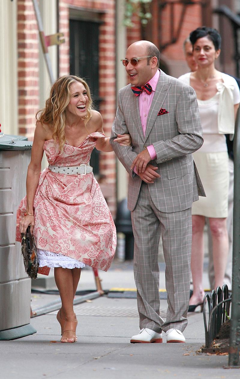 The Way Carrie Bradshaw Treated Stanford Would Never Fly Today