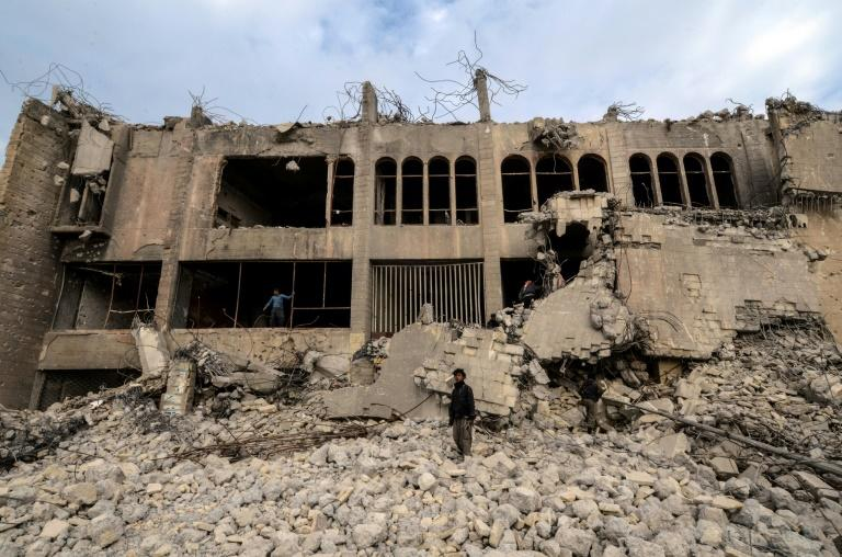 Iraq faces a mammoth task to rebuild after years of violence including the devastating fight to oust the Islamic State group