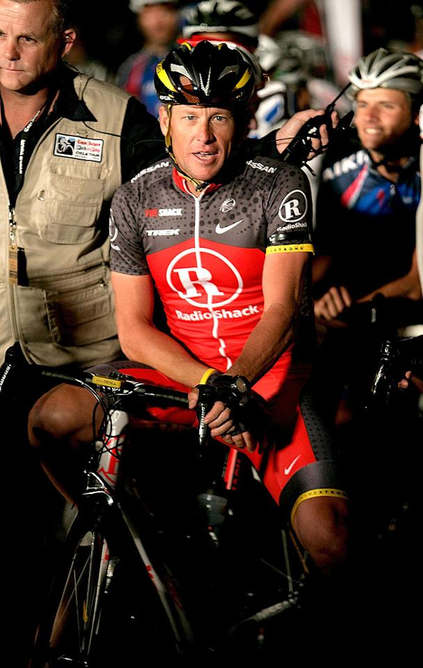 "September 18: Lance Armstrong turns 39 Michelly Rall/<a href=""http://www.wireimage.com"" target=""new"">WireImage.com</a> - March 14, 2010"