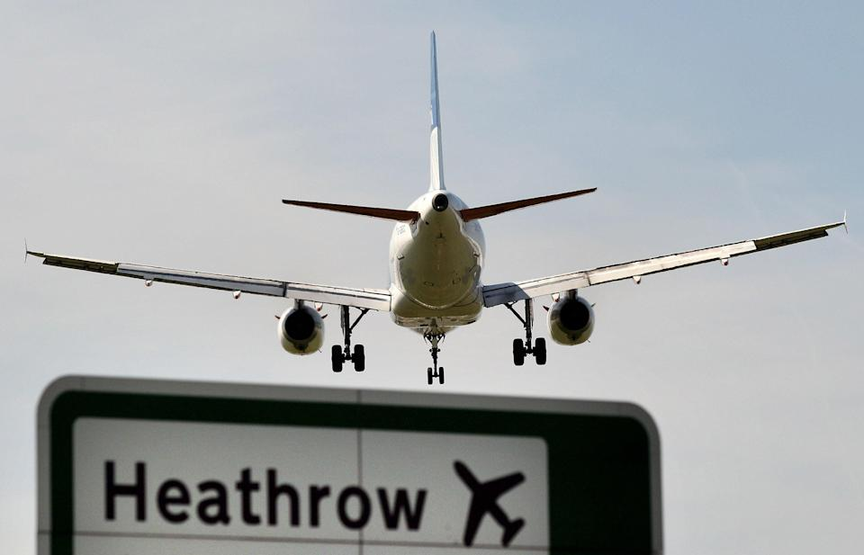 Heathrow airport wants to plough on with expansion