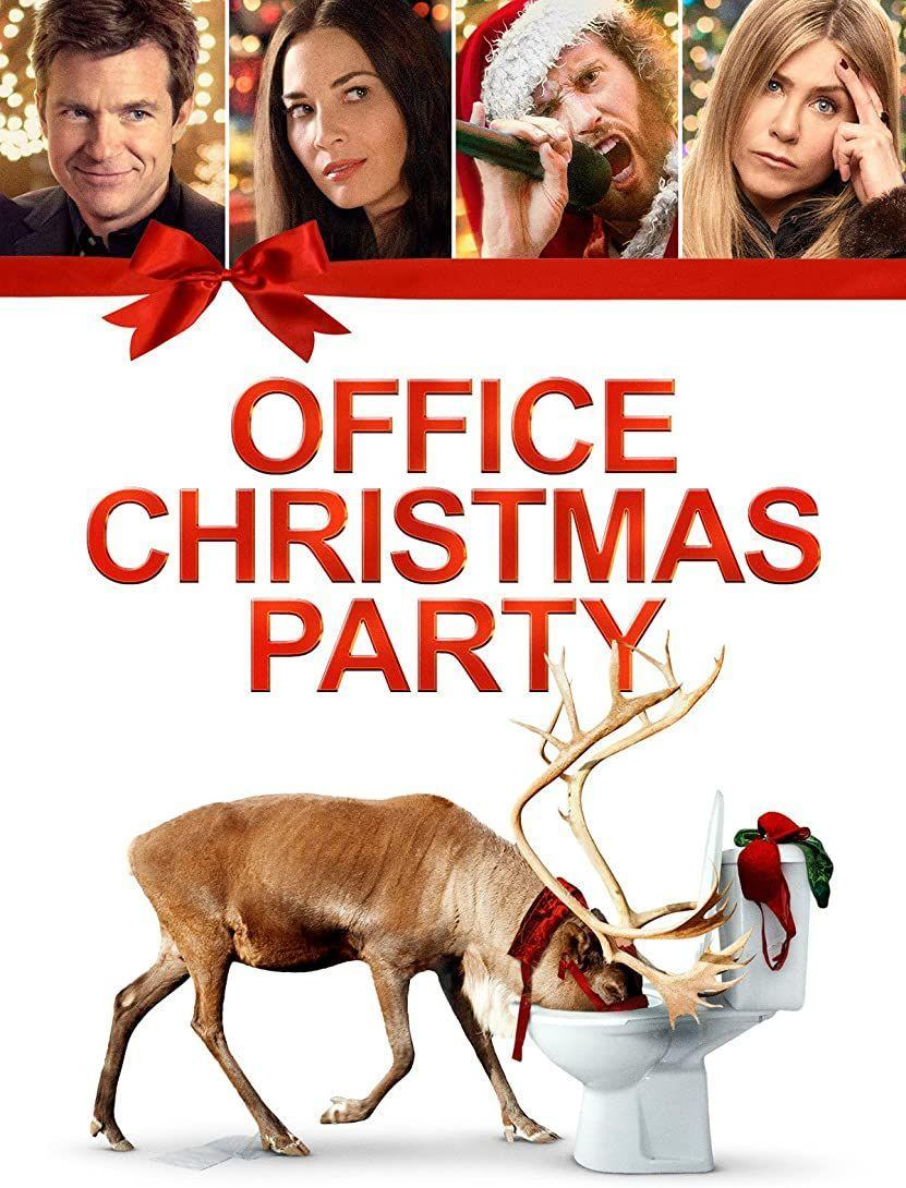 """<p>Jason Bateman and Jennifer Aniston star in this hilarious movie about a high-stakes (you guessed it) office Christmas party.</p><p><a class=""""link rapid-noclick-resp"""" href=""""https://www.amazon.com/Office-Christmas-Party-Jason-Bateman/dp/B01N1P804B/?tag=syn-yahoo-20&ascsubtag=%5Bartid%7C10055.g.1315%5Bsrc%7Cyahoo-us"""" rel=""""nofollow noopener"""" target=""""_blank"""" data-ylk=""""slk:WATCH NOW"""">WATCH NOW</a></p>"""