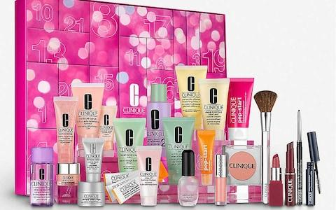 Clinique 24 Days of Clinique Advent Calendar - Credit: Selfridges