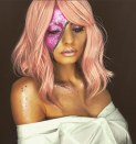 <p>The glitter-laden trend has taken social media by storm. Simply search the hashtag #glitterzipmakeup to find looks that will inspire your aesthetic this Halloween. <em>[Photo: Instagram]</em> </p>