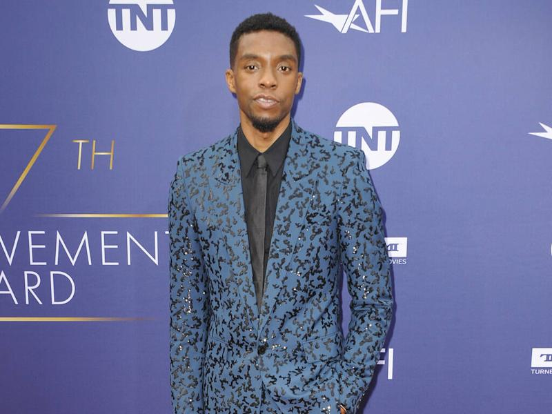 Chadwick Boseman wants to become a Hollywood brand