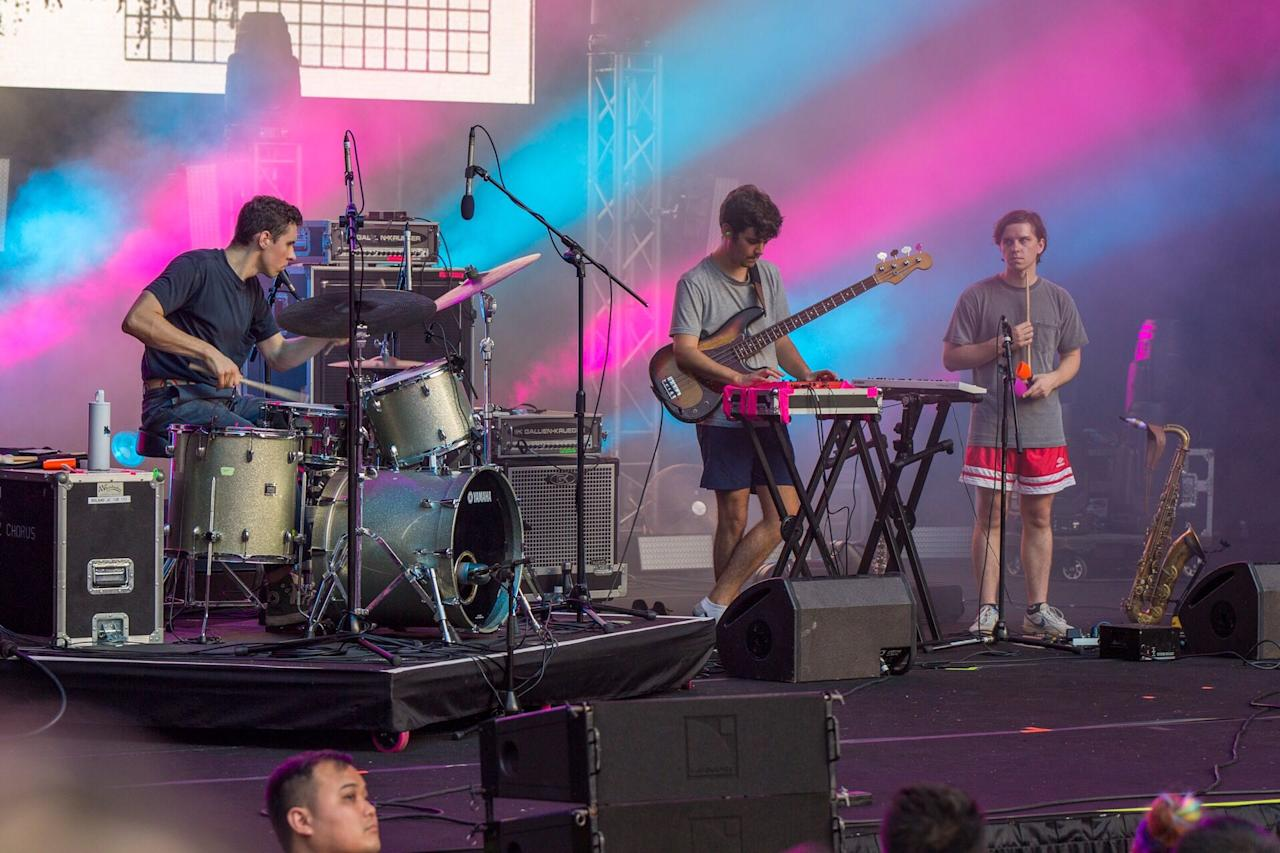 Badbadnotgood. (PHOTO: Dhany Osman/Yahoo Lifestyle Singapore)