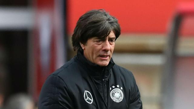 Marco Van Basten's suggestion of scrapping the offside rule - backed by Oliver Bierhoff - has drawn criticism from Joachim Low.