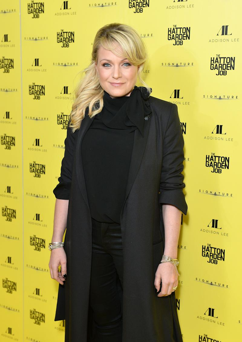 """Following her shocking 'EastEnders' departure at the end of last year, the former Roxie Mitchell star is <a href=""""http://www.huffingtonpost.co.uk/entry/eastenders-ronnie-roxy-rita-simons-samantha-womack-strictly-come-dancing_uk_58a41133e4b094a129f0725e"""">reportedly in the running to return to the BBC as a cast member on 'Strictly'</a>..."""