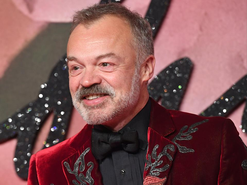 Graham Norton says he doesn't understand why people get so angry during discussion of transgender rights (Getty Images)