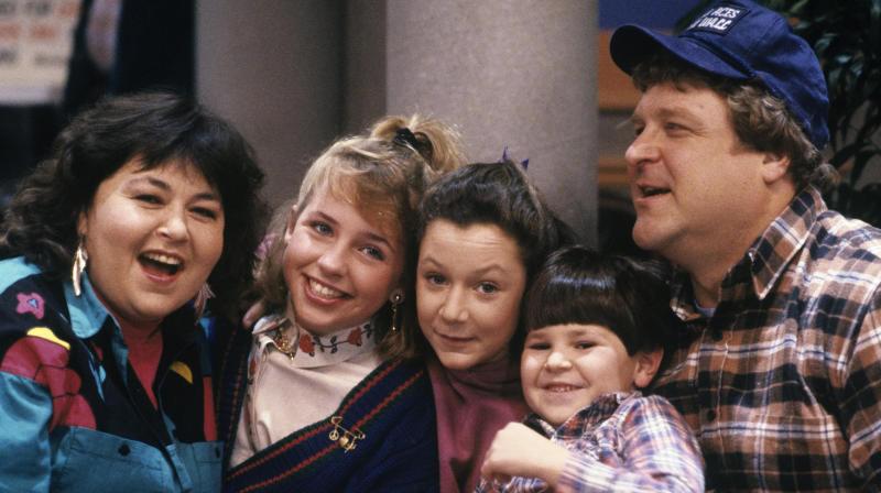 Here's Your Joyful First Look At The 'Roseanne' Revival