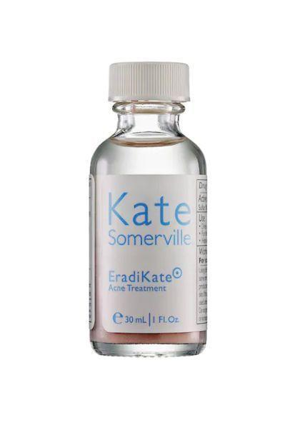"""<p><strong>Kate Somerville</strong></p><p>sephora.com</p><p><a href=""""https://go.redirectingat.com?id=74968X1596630&url=https%3A%2F%2Fwww.sephora.com%2Fproduct%2Feradikate-acne-treatment-P232903&sref=https%3A%2F%2Fwww.marieclaire.com%2Fbeauty%2Fg36077526%2Fsephora-spring-savings-event-2021%2F"""" rel=""""nofollow noopener"""" target=""""_blank"""" data-ylk=""""slk:SHOP IT"""" class=""""link rapid-noclick-resp"""">SHOP IT </a></p><p><strong><del>$26</del> $20.80 (20% off)</strong></p><p>Want to get rid of maskne once and for all? Kate Somerville's spot treatment will zap blemishes in its wake.</p>"""