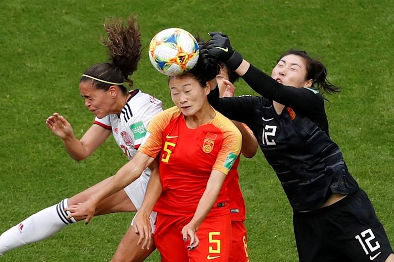 Women's World Cup: Chinese Goalkeeper Peng Shimeng Shines as China, Spain Qualify for Last 16