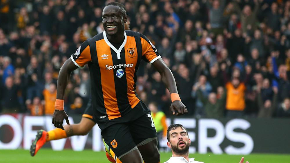 Oumar Niasse Hull City Premier League