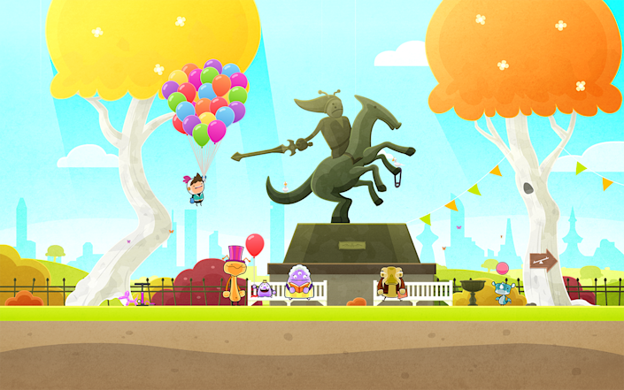 This charming adventure game offers several love-focused puzzles to solve with your partner.