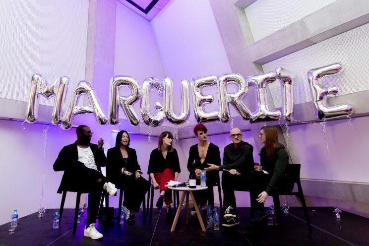 <i>Marguerite aims to end the gender imbalance and improve women's confidence in the workplace [Photo: Dunja Opalko]</i>