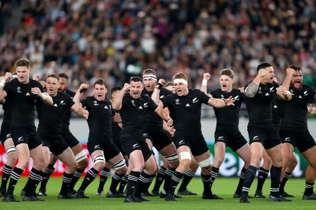 New Zealand finished third at the World Cup (David Davies/PA)