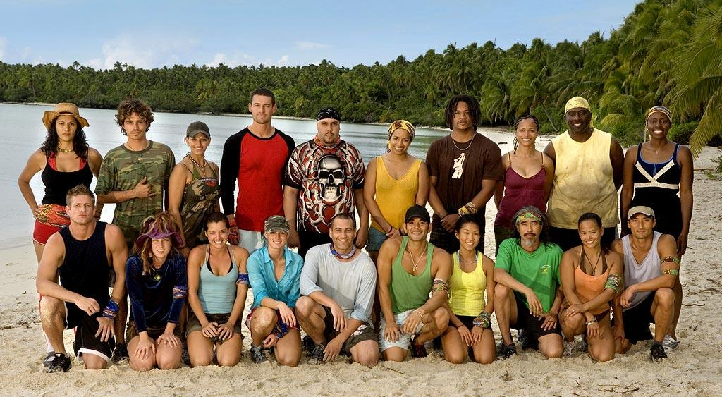 "The cast of <a href=""/survivor-cook-islands/show/40257"">Survivor: Cook Islands</a> on CBS."