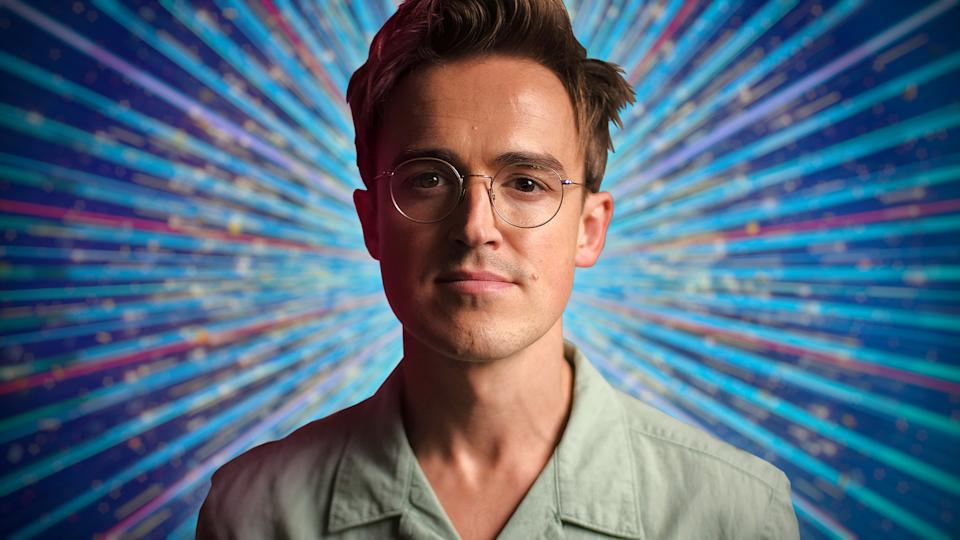 Programme Name: Strictly Come Dancing 2021 - TX: n/a - Episode: Strictly Come Dancing - Celebrity Announcements (No. n/a) - Picture Shows:  Tom Fletcher - (C) BBC - Photographer: BBC