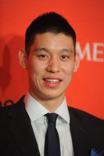 Jeremy Lin, pictured as he attends the Time 100 Gala celebrating Time Magazine's 100 Most Influential People In The World, at Jazz at Lincoln Center, on April 24, in New York. Lin, whose breakout NBA season with the New York Knicks was cut short by injury, will return for the team next season, Knicks coach Mike Woodson said on Thursday