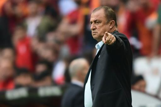 Coach Fatih Terim has guided  Galatasaray to the brink of the Turkish title