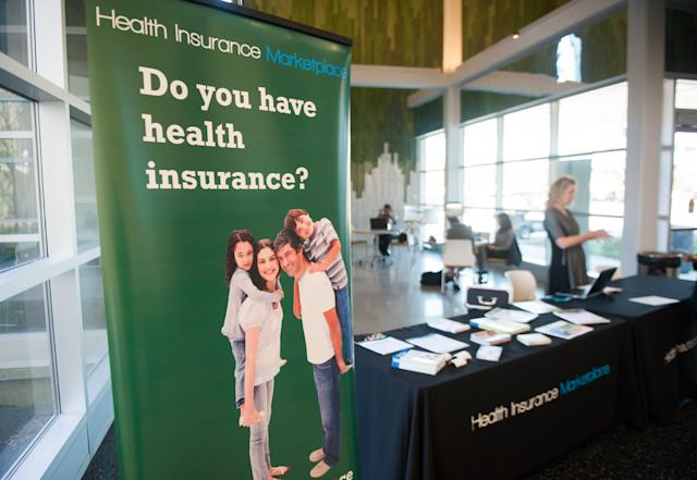 Open enrollment events across Florida have been drawing steady, strong crowds, according to organizers. (Chris McGonigal/HuffPost)
