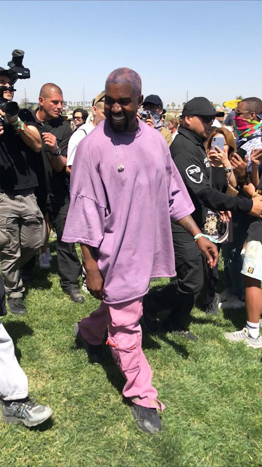 "In case you <em>don't </em>follow a Kardashian-Jenner on Instagram (which, like, how?!), you might've missed Kanye West's latest passion project: Kanye's Sunday Service.    Part concert/part religious worship service, West <a href=""https://people.com/music/kanye-west-hosts-sunday-service-honoring-dayton-shooting-survivors-victims/"">hosts the event</a> on Sundays where a choir, dancers and some Hollywood faves gather.   It's not <em>exactly </em>church. Wife Kim Kardashian West <a href=""https://www.elle.com/fashion/celebrity-style/a27025445/kim-kardashian-interview-caroline-lemke-sunglasses/"">explained to</a> <em>Elle, </em>""It's honestly more like a healing experience for my husband. It's just music; there's no sermon. It's definitely something he believes in — Jesus — and there's a Christian vibe. But there's no preaching. It's just a very spiritual Christian experience.""  Let's see if you recognize some of these famous faces getting some Yeezus."