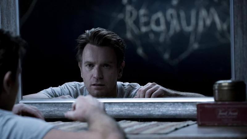 Doctor Sleep stars Ewan McGregor (Credit: Warner Bros)