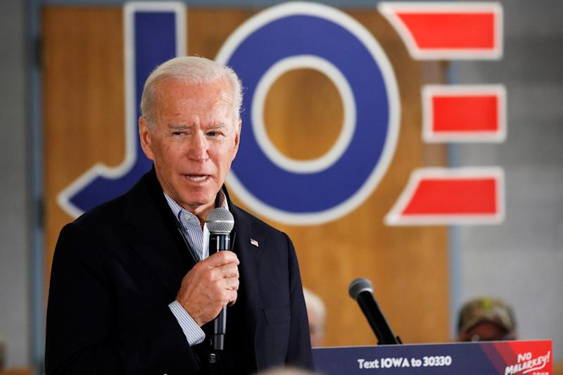 Biden: Trump Tax Cuts 'a Disaster for the Middle Class'