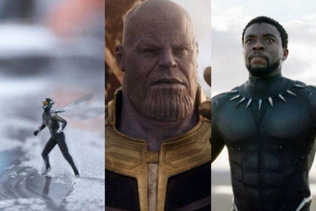 The Complete Timeline of Marvel Cinematic Universe Movies, From
