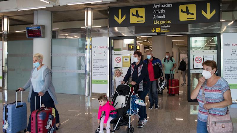 Holidaymakers stunned after UK removes Spain from travel safe list