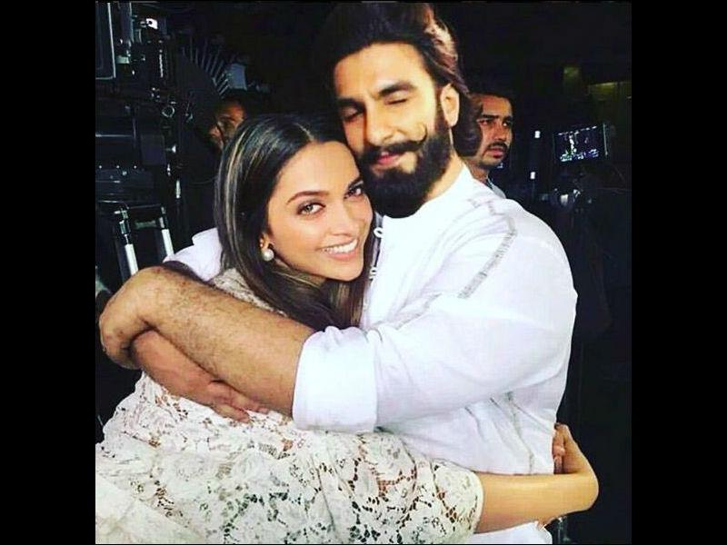 Photoshopped picture of Deepika Padukone hugging Ranveer Singh goes viral; here's proof it's fake