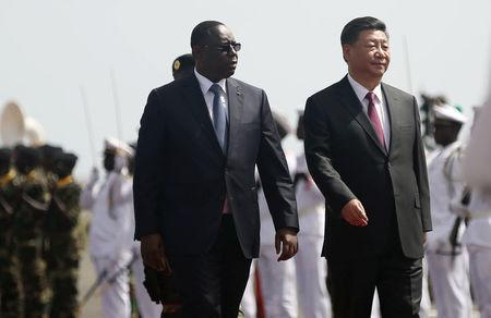 China's Xi promises $14.7 billion of investment during South Africa visit
