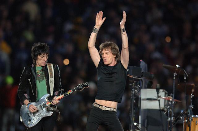2006: The Rolling Stones. (Photo by Lionel Hahn/Abaca Press/Tribune News Service via Getty Images)