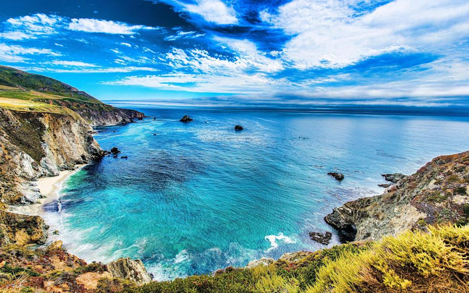 A view from the Pacific Coast Highway - Getty