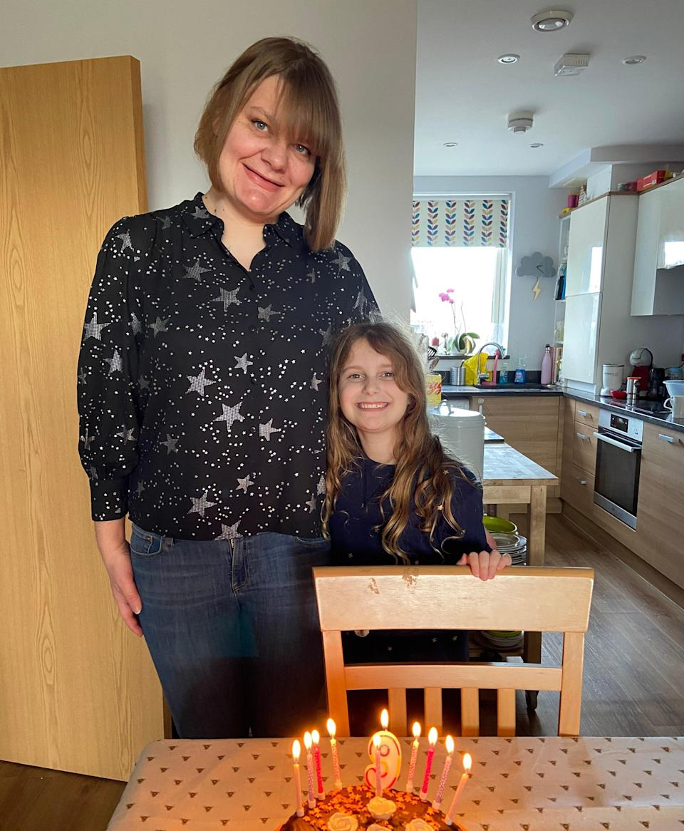 Unanswered questions: Charlotte Daus and her daughter Deborah (Charlotte Daus)