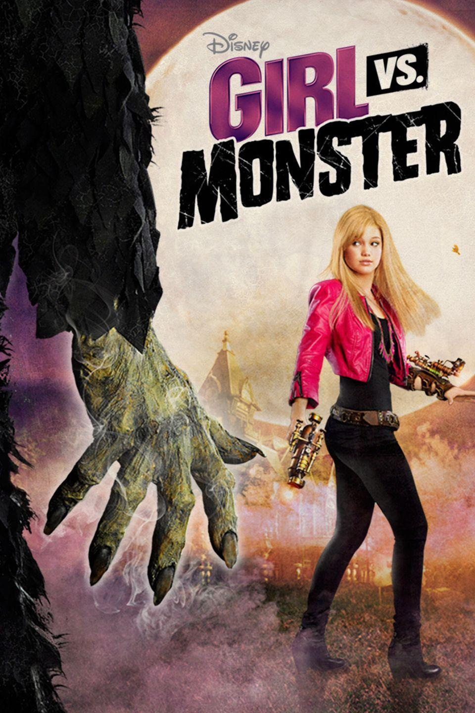 <p>Aspiring singer Skylar sneaks out of her parent's home to attend a Halloween Bash with her besties. When she disables her family's alarm system, she unleashes a monster that preys on the fear of her family, who she later finds are 5th generation, monster hunters.</p>
