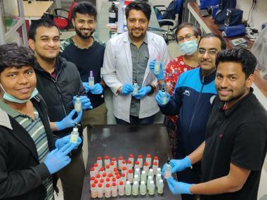 Combating COVID-19 with innovative solutions, IIT Roorkee's business incubator launches Coronaoven, tracking app