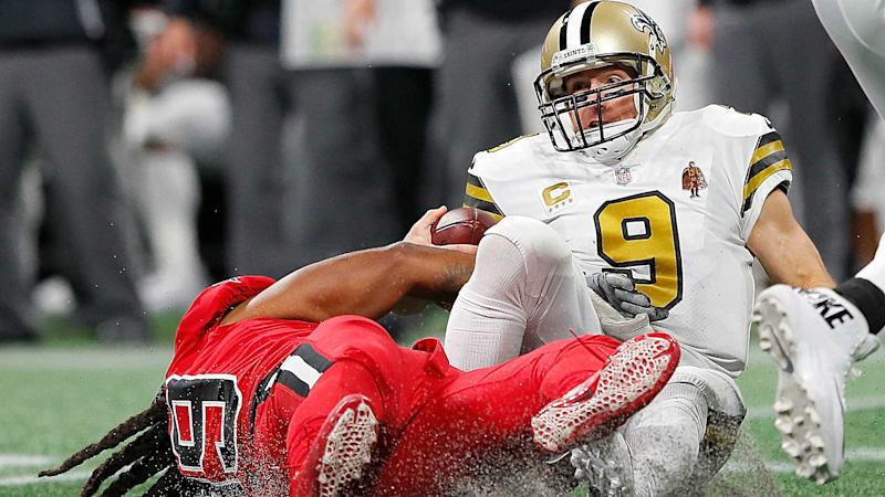 Drew Brees, Saints blame Thursday game for all those injuries