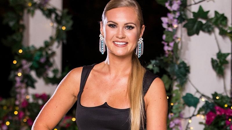 Chelsie McLeod The Bachelor Australia 2019. Photo: Channel 10.
