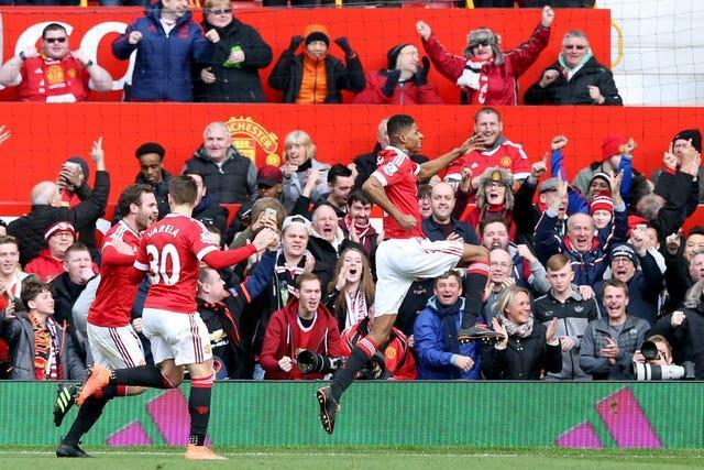Marcus Rashford scored twice on his Premier League debut in a win over Arsenal.