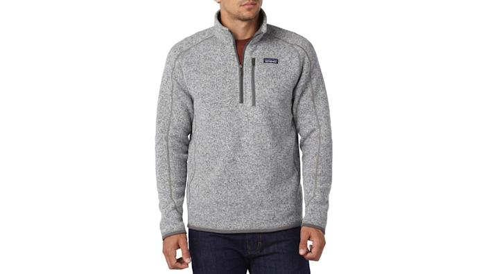 Best gifts for dads: Patagonia Better Sweater