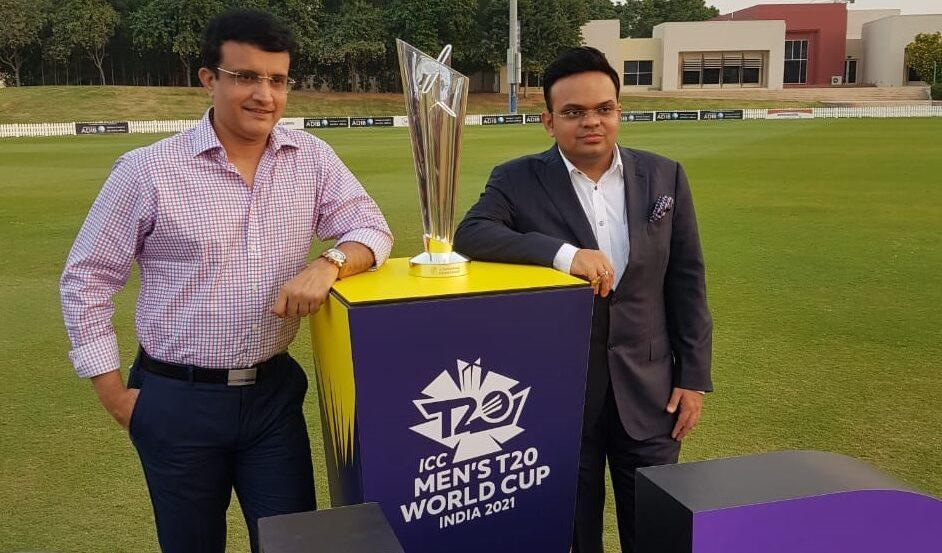 IPL, Mike Hussey, BCCI chief Sourav Ganguly and secretary Jay Shah
